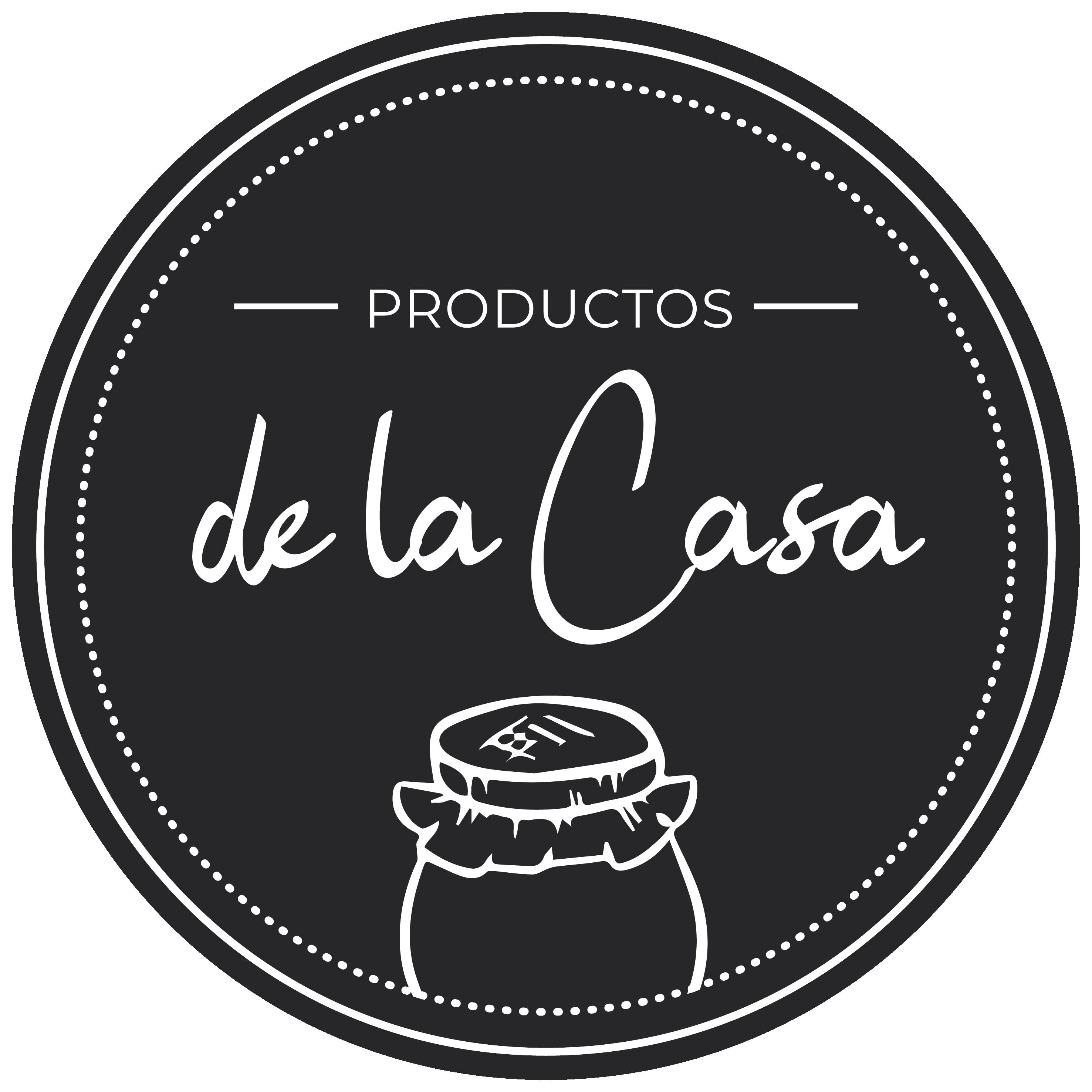 De la Casa Logo Imprenta